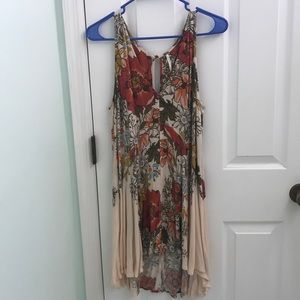 Beautiful floral Free People dress
